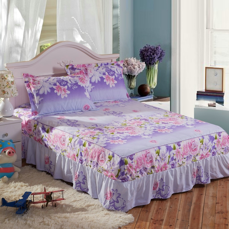 Skirted Coverlet Promotion-Shop for Promotional Skirted Coverlet on Aliexpress.com