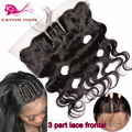 Customized Lace Frontal with Baby Hair Custom Made Lace Frontals Closure Ear to Ear Brazilian Cheap Closures with Free Shipping