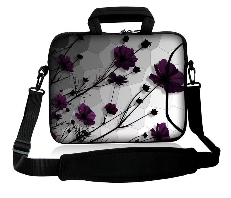 c0fa2ce7b Cute Cat Hello Kitty Design Laptop Shoulder Bag Notebook Sling Bag  Ultrabook Messenger Carrying Case 10