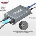 Mirabox hsv891 transmissor e receptor de controle remoto ir hdmi extender com ir sobre suporte ethernet cat5 cat5e cat6 cabo