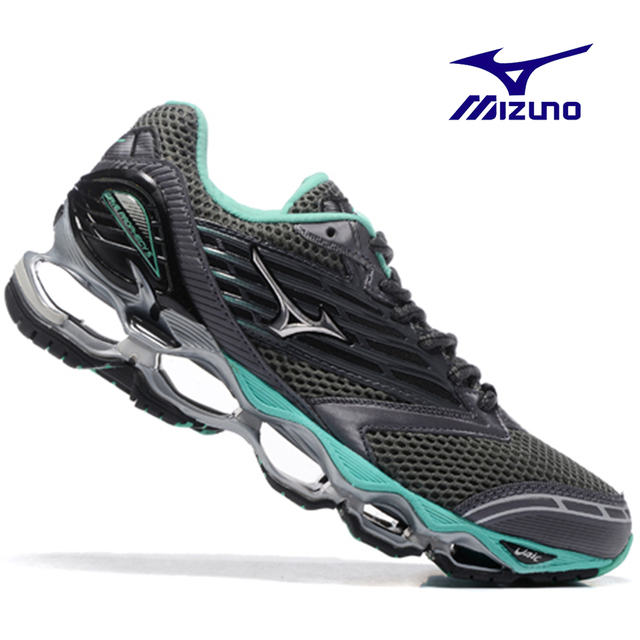 2018 Mizuno Wave Prophecy 5 профессиональный Баскетбол обувь кроссовки Женская обувь кроссовки Штангетки размеры 36–40