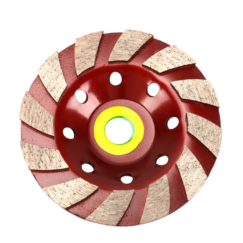 5 Inch Segment Diamond Grinding Disc Wheel Cup Shape for Masonry Stone Concrete Granite Ceramics|Grinders| |  - title=