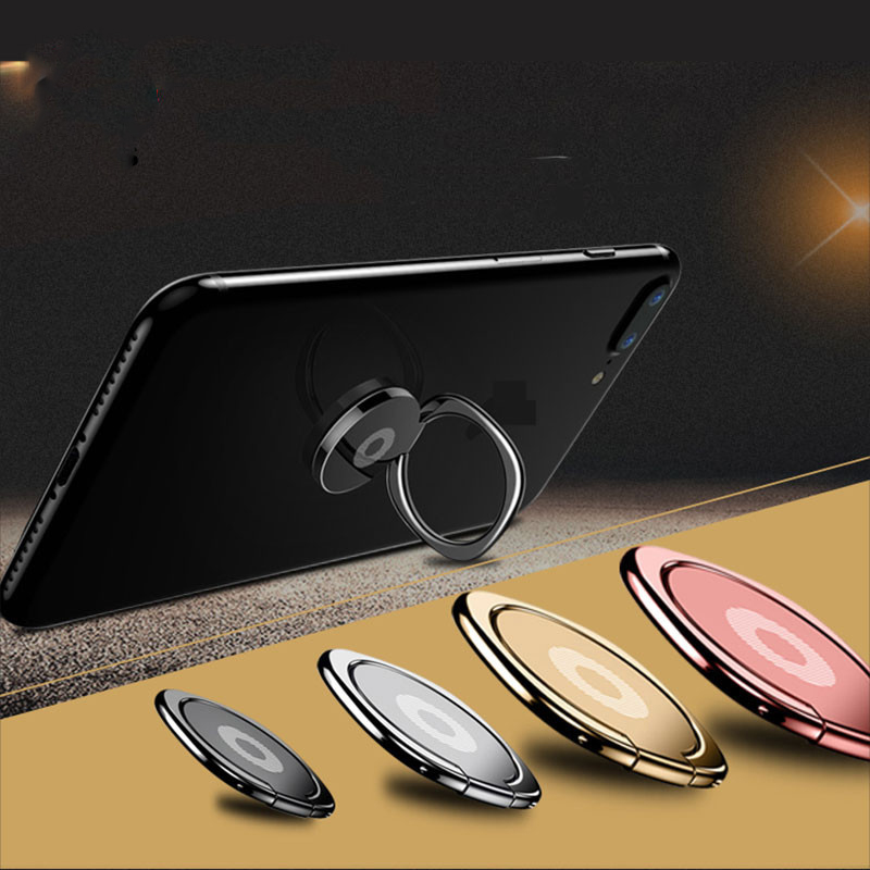 Metal Finger Ring Car Holder Stand Magnetic Bracket Case Fr Iphone Xs Max Xr X 8 Neither Too Hard Nor Too Soft Cell Phone Accessories Cases, Covers & Skins