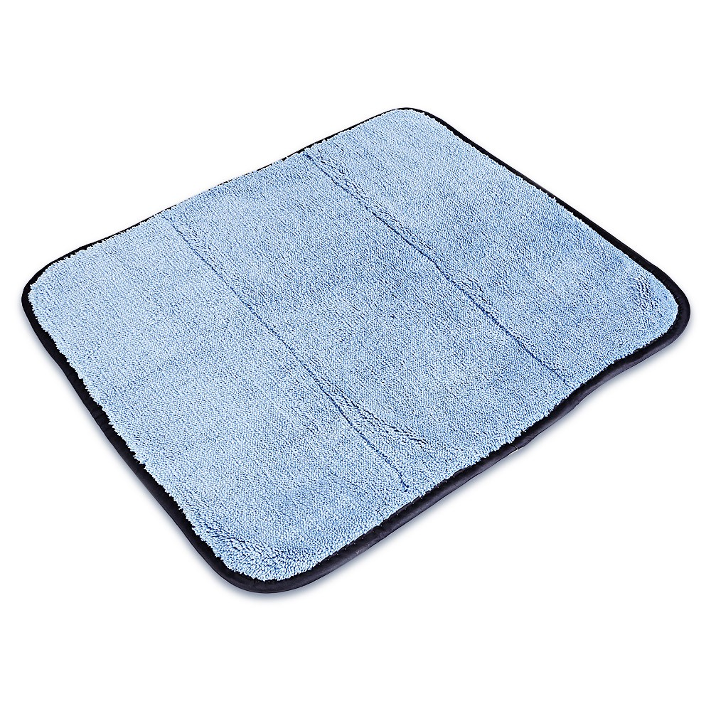 Polishing-Towel Detailing Wax Microfiber 800GSM Car-Care Car-Cleaning-Cloth Plush Super-Thick