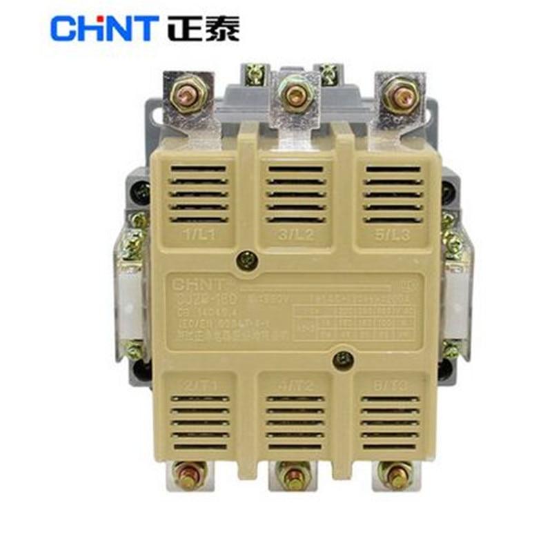 CHINT AC contactor 380V 220V CJ20-160ACHINT AC contactor 380V 220V CJ20-160A