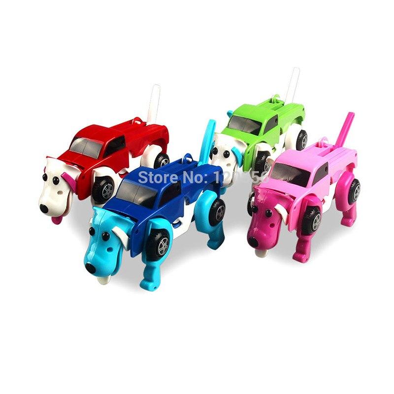 Dawson the Dog Car Transformer