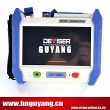Deviser AE3100A SM OTDR 1310/1550nm,support VFL,power meter,light source,fiber pass