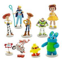 Buzz lightyear Woody Jessie Lotso Rex Dinosaur Bullseye Horse Little Green Men Figure Toys цены