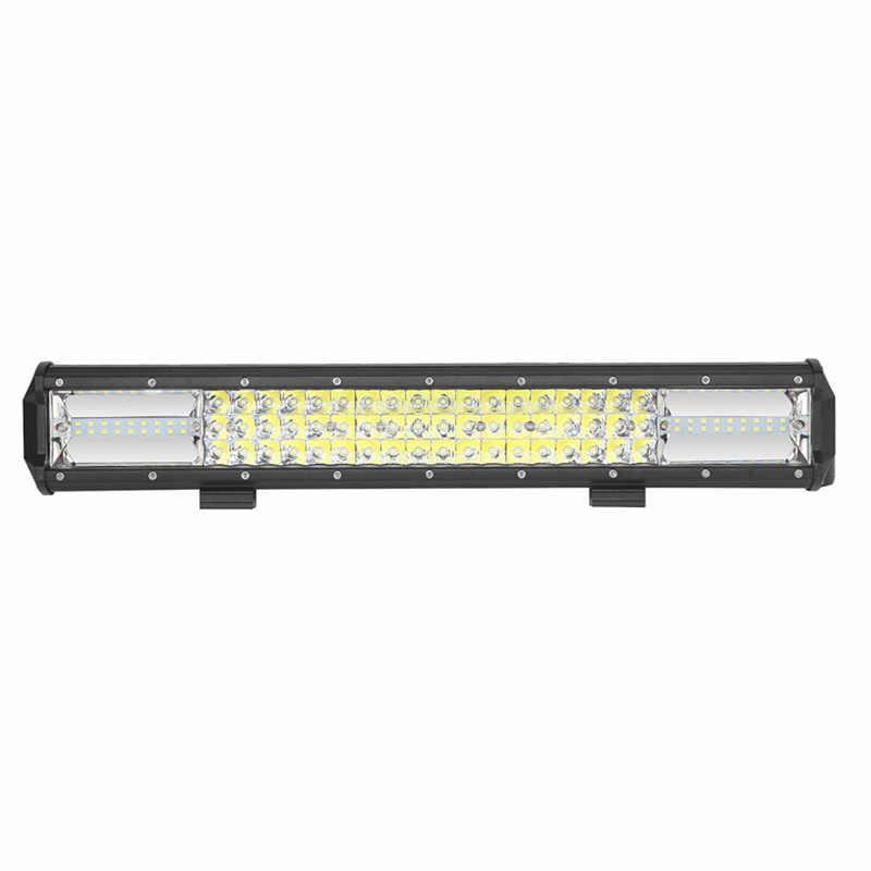 Auto Licht Led Bar 20 inch 270 W Straight Combo Beam Led Rijden Licht voor offroad 4x4 SUV ATV Tractor Auto barra Mistlampen Lamp