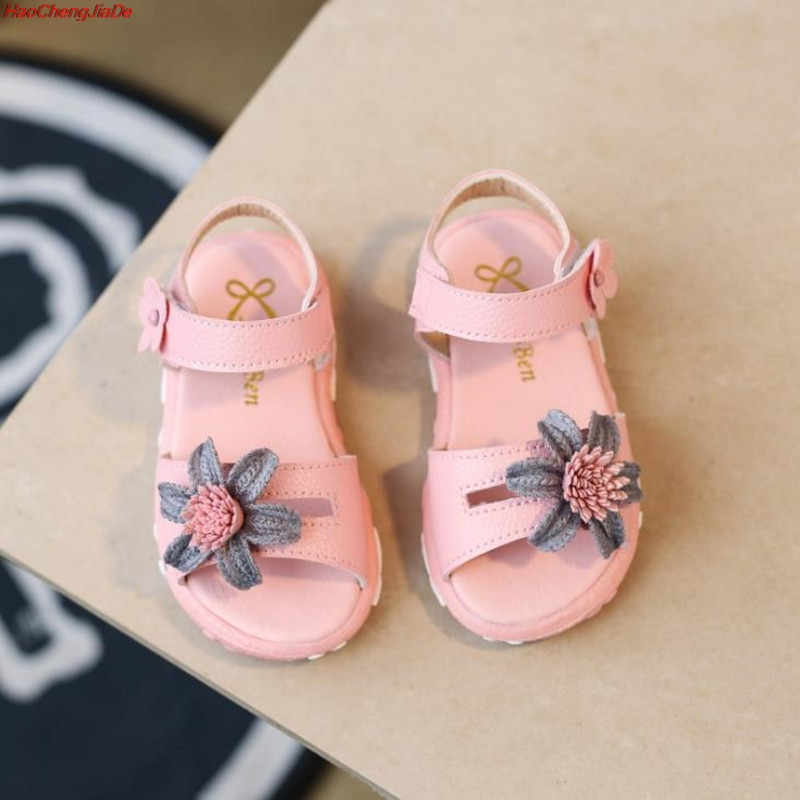 HaoChengJiaDe Girl Sandals New kids Soft Shoes Sandals Anti-skid Childrens Cute Shoes Kids Princess Sandals Soft BottomHaoChengJiaDe Girl Sandals New kids Soft Shoes Sandals Anti-skid Childrens Cute Shoes Kids Princess Sandals Soft Bottom