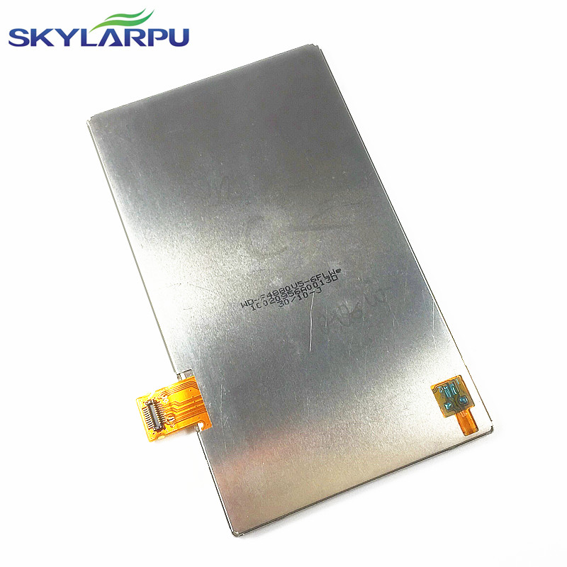 skylarpu New 3.5 inch Wintek WD-F4880V5 LCD Display screen For WD-F4880V5-6FLWe LCD Display Panel Free shipping new 5 6 inch replacement lcd display screen at056tn53 v 1 free shipping