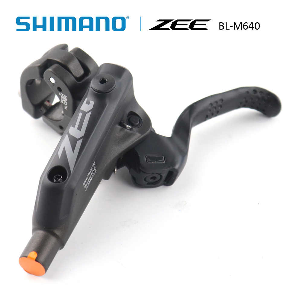 a2280692da6 ... SHIMANO ZEE BR-M640 BL-M640 Brake Lever bicycle Hydraulic Disc Brake  With Brake ...