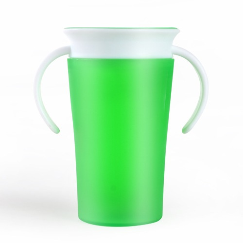 360 Degree Spill-safe Drinking Cup
