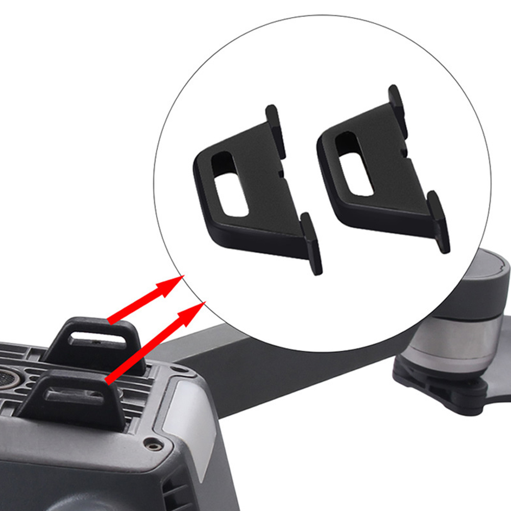 1 Pair Replacement Pad Drone Parts Bottom Spare Protective Consumable Rear Foot Mat Mini Cover Landing Gear For DJI MAVIC PRO