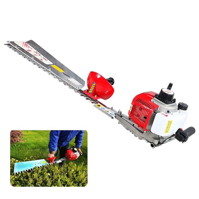 Freeshipping Two strokes Hedge Trimmer Grass Cutter Pruning Tools Electric Trimmer Pruning Saw Greenworks Garden Tool (2)