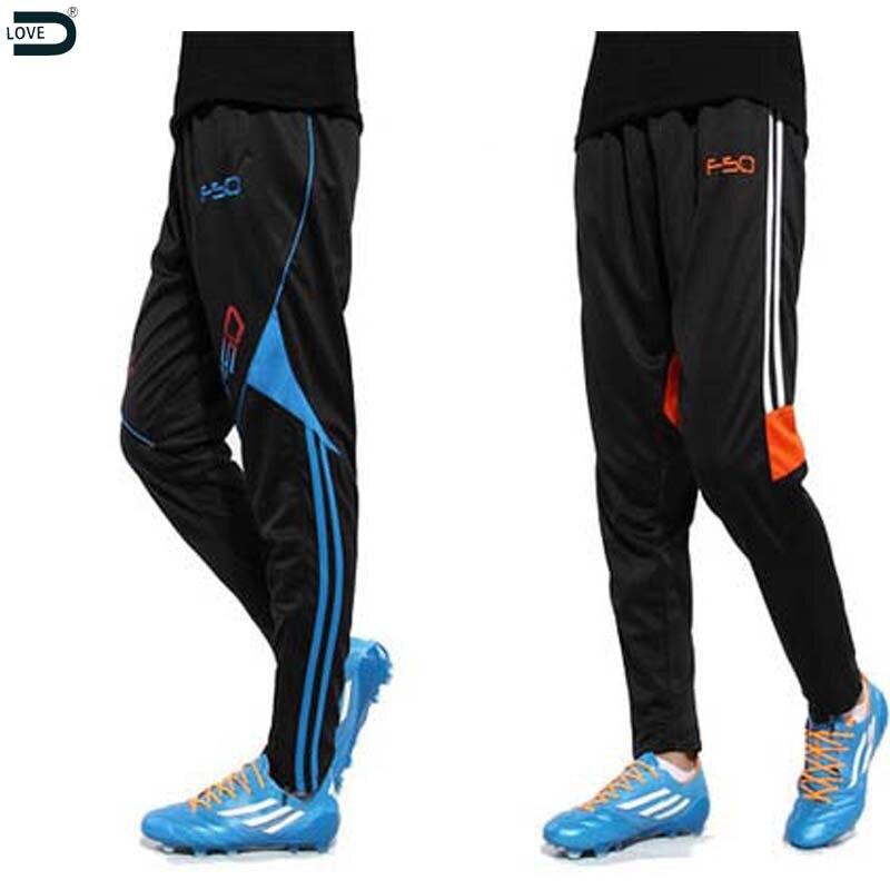 49ab0ff0235cf Xxxxl 20 colores del fútbol futbol pantalones pantalones de entrenamiento  4XL tamaño más corriendo entrenamiento del balompié arropa para niños  adultos de ...
