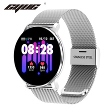 CYUC NY03 Smart Watch  Heart rate monitor Waterproof Smartwatch Fitness Tracker with Hband APP for android and IOS