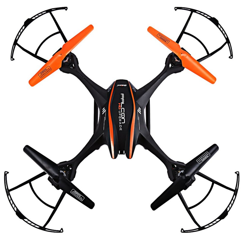 New UDI 818S 2.4G Quadcopter 6 Axis Gyro 720P CAM 4CH Longtime Hover Unmanned Aerial Vehicle Real Time Video VS SYMA X8 X8W FSWB