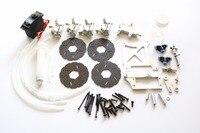 Baja 4 Wheel hydraulic brake kit for 1/5 HPI Baja 5b ss Rovan King Motor