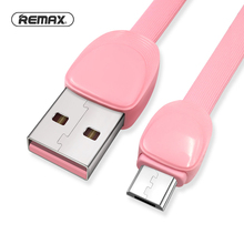 REMAX Shell RC-040m USB Micro Data Cable For Samsung huawei xiaomi HTC Sony 2.4A Fast Charging Cable аксессуар remax usb microusb shell rc 040m 1m black 14354