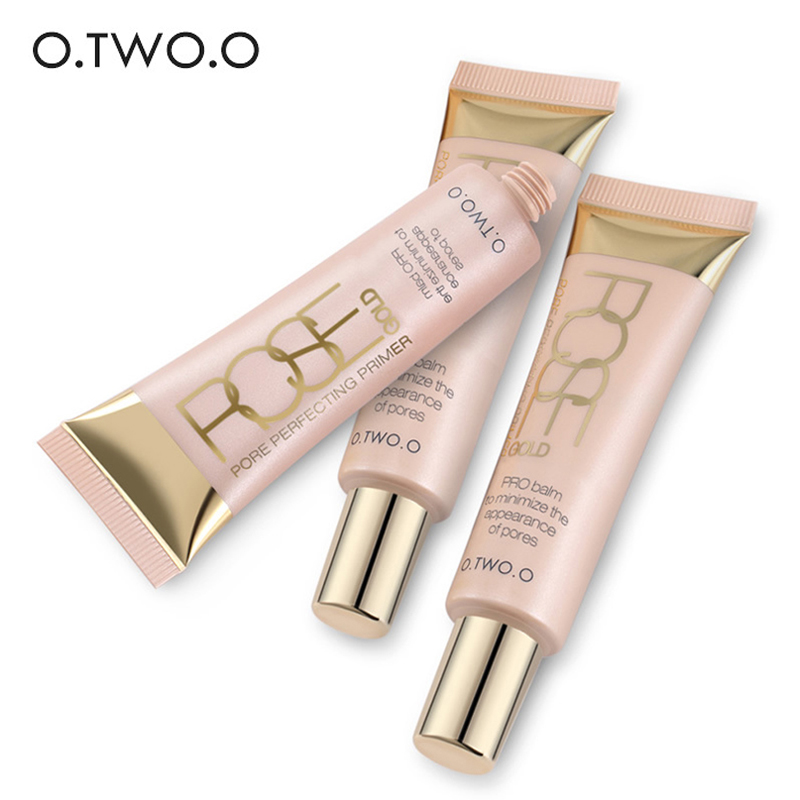 O.TWO.O Brand Base Makeup Face Primer Cream Moisturizer Concealer Easy to Absorb Long Lasting Foundation Face Brighten Primer