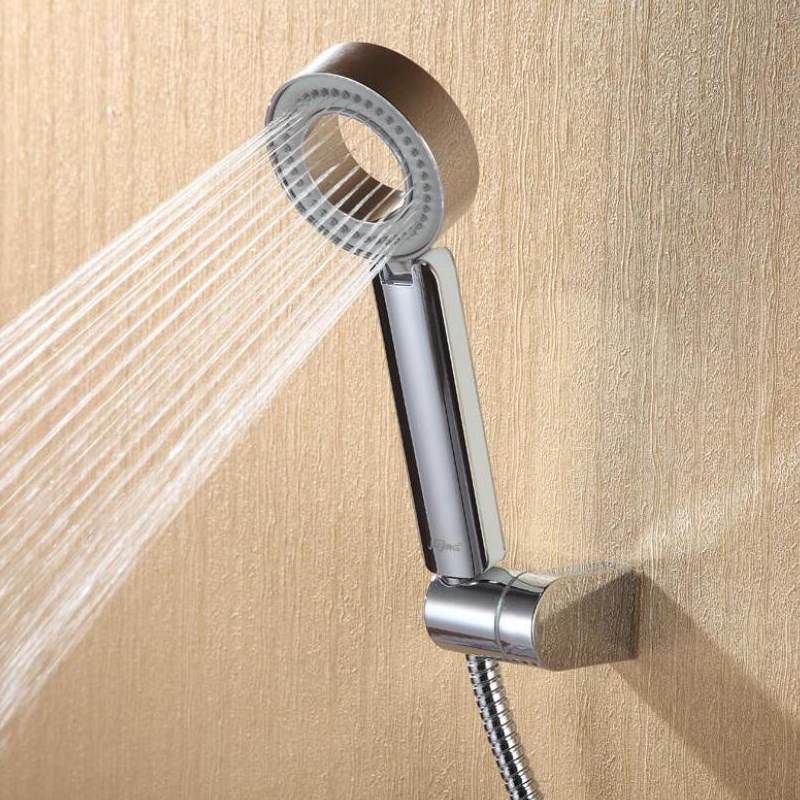 Free shipping high quality hydraulic pressure shower head,two sided handhold shower head