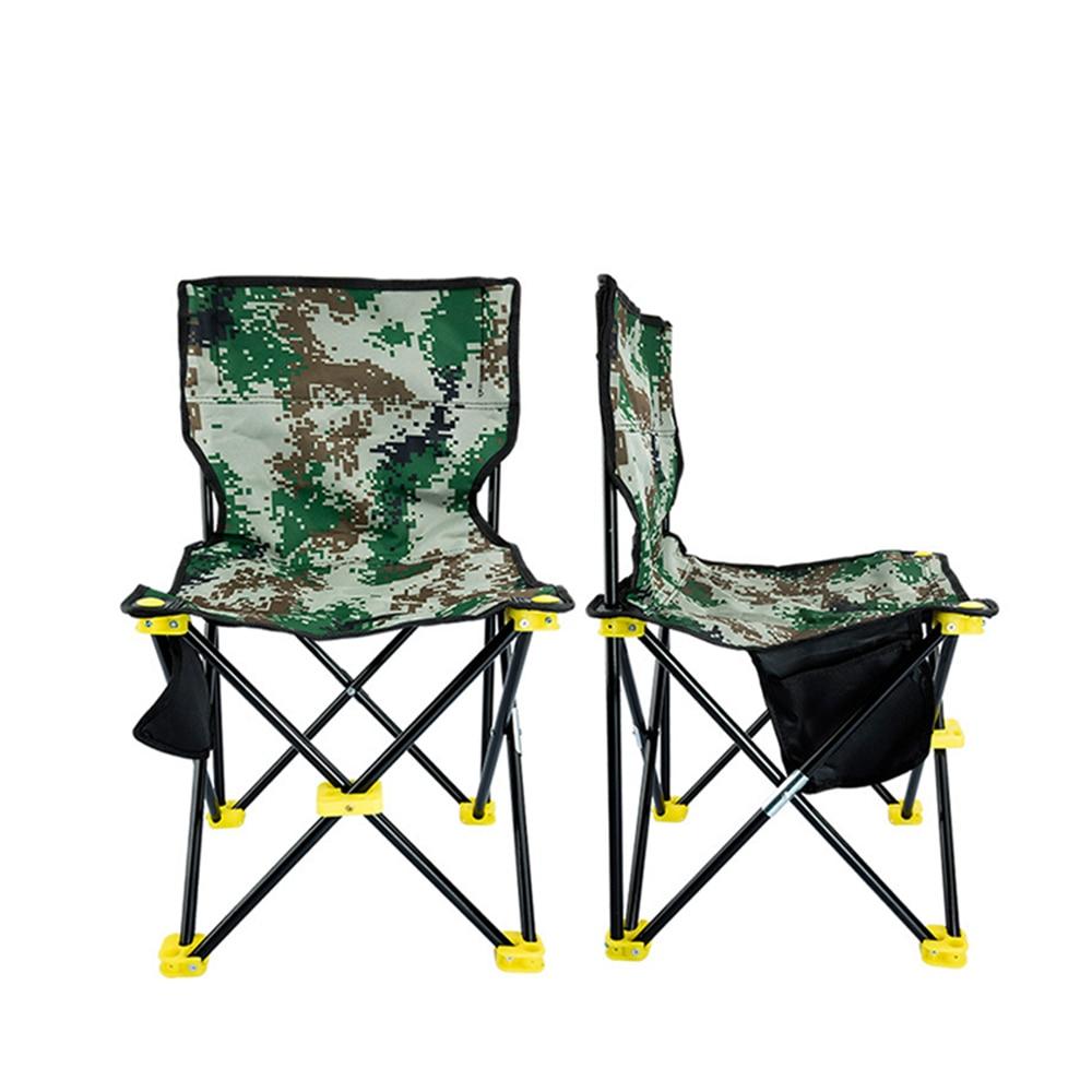 Moderne adulte plage inclinable bras extérieur pliant loisirs tissu housses pêche Camping chaise ensemble