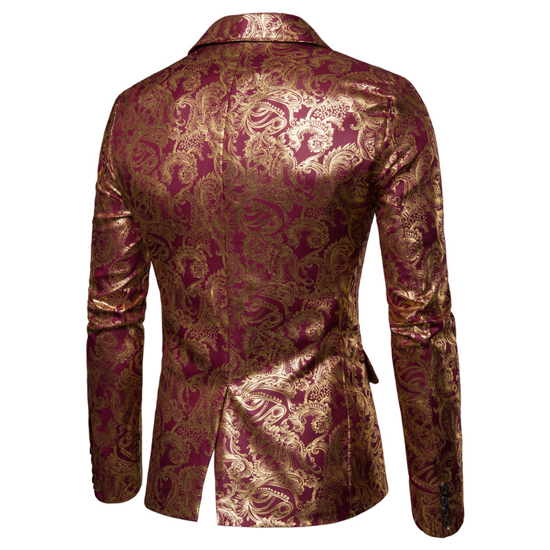 2019 fashion men 39 s brand blazer style British casual slim suit jacket men 39 s suit men 39 s formal jacket wedding clothing M 3XL in Blazers from Men 39 s Clothing