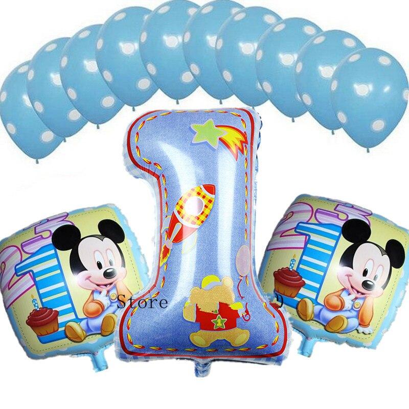Xxpwj Nieuwe Aluminium Ballonnen Set 13 Stks Partijen Van