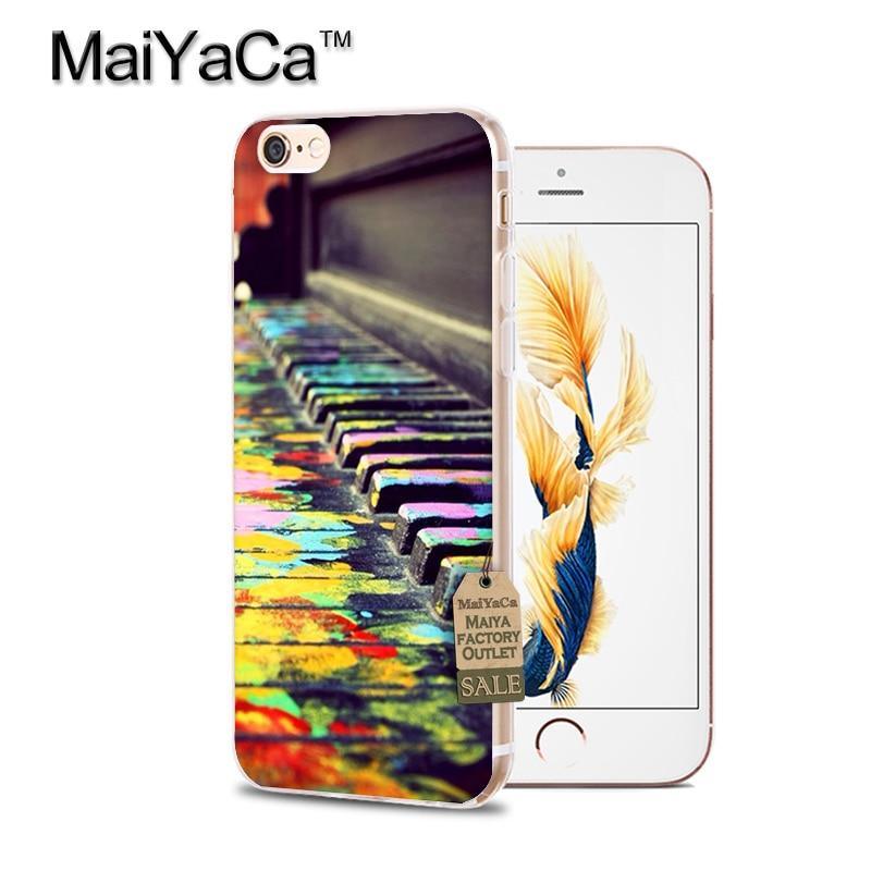 MaiYaCa Κλειδιά Πιάνο Μουσικό δώρο - Ανταλλακτικά και αξεσουάρ κινητών τηλεφώνων - Φωτογραφία 2