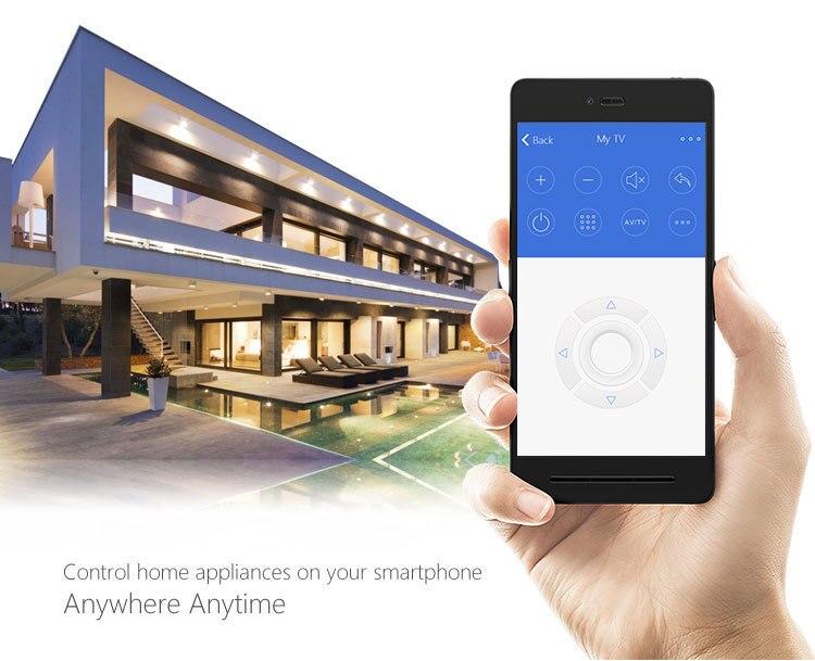 Broadlink RM2 Rm Pro smart home Automation--2.jpg