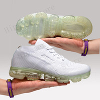 2019 New Air Vapormax 2.0 Running Shoes For Men Women Original Breathable Shoes Air Cushion Outdoor Athletic Sports Sneakers