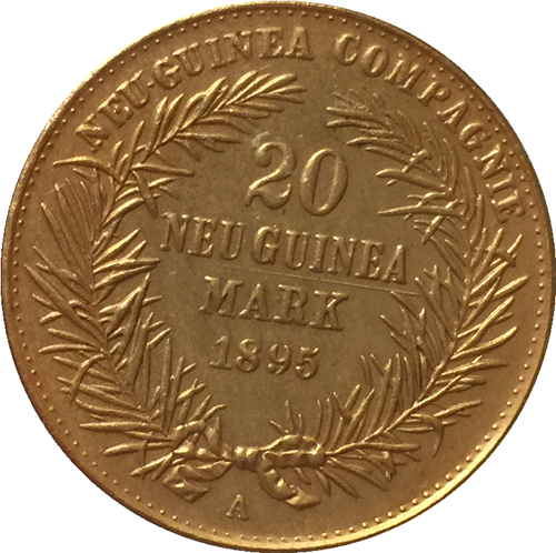 24-K Gold plated 1894 Germany 20 Marks Coin COPY FREE SHIPPING