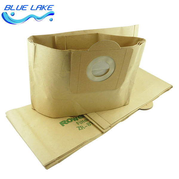 Original Oem Disposable Vacuum Cleaner Dustbag Composite Paper Garbage Bag For Ru630 1113 Rb820 Zr814 Parts In From