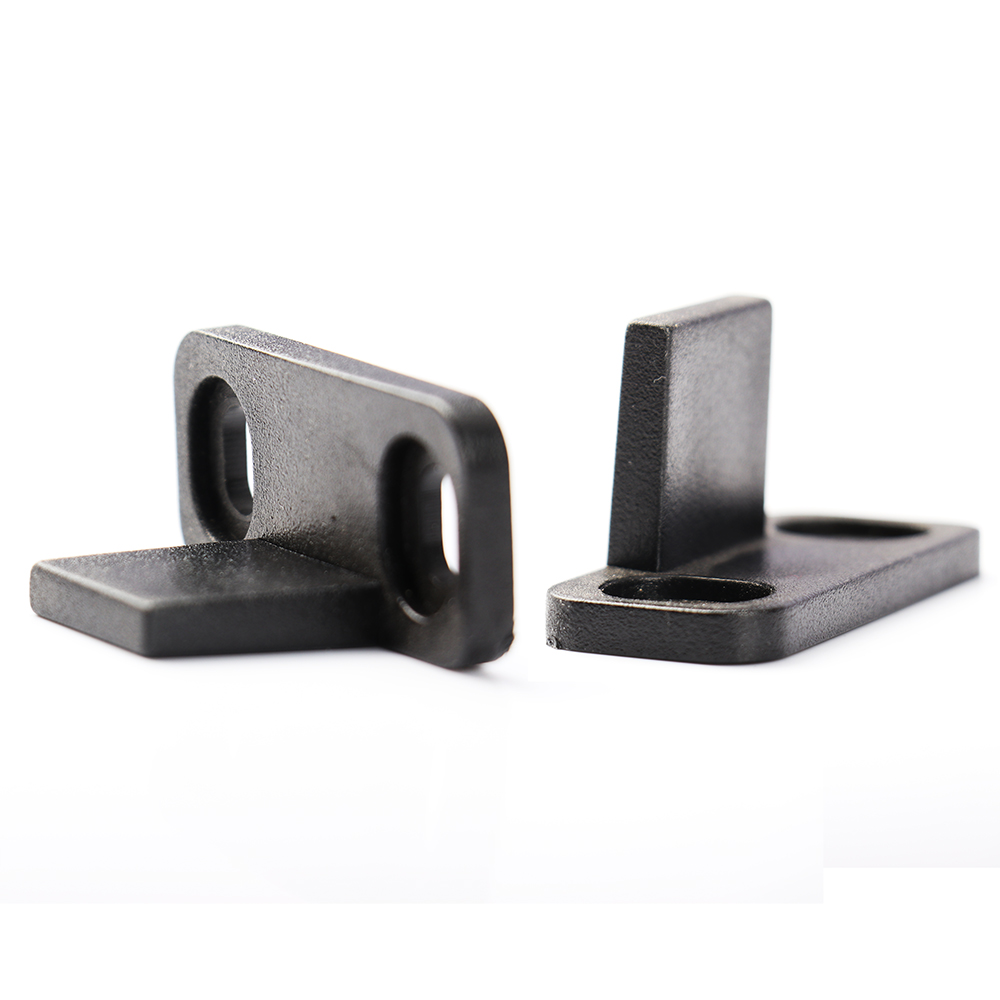 Black Steel Mini Sliding Barn Door Track Roller Hardware for Cabinet TV Closet Length: 79 inches Double kit, Color: Black