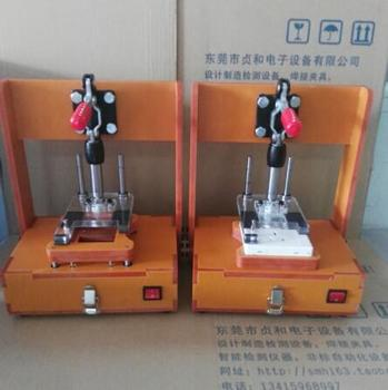 PCB/PCBA soporte de prueba Interruptor inteligente accesorio de prueba PCB jig marco de prueba personalizable|Piezas para aire acondicionado| |  -