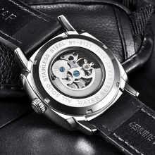 BENYAR Men's Watches Top Brand Luxury Business Automatic Mechanical Watch Men Waterproof Sport Wrist Watches Relogio Masculino