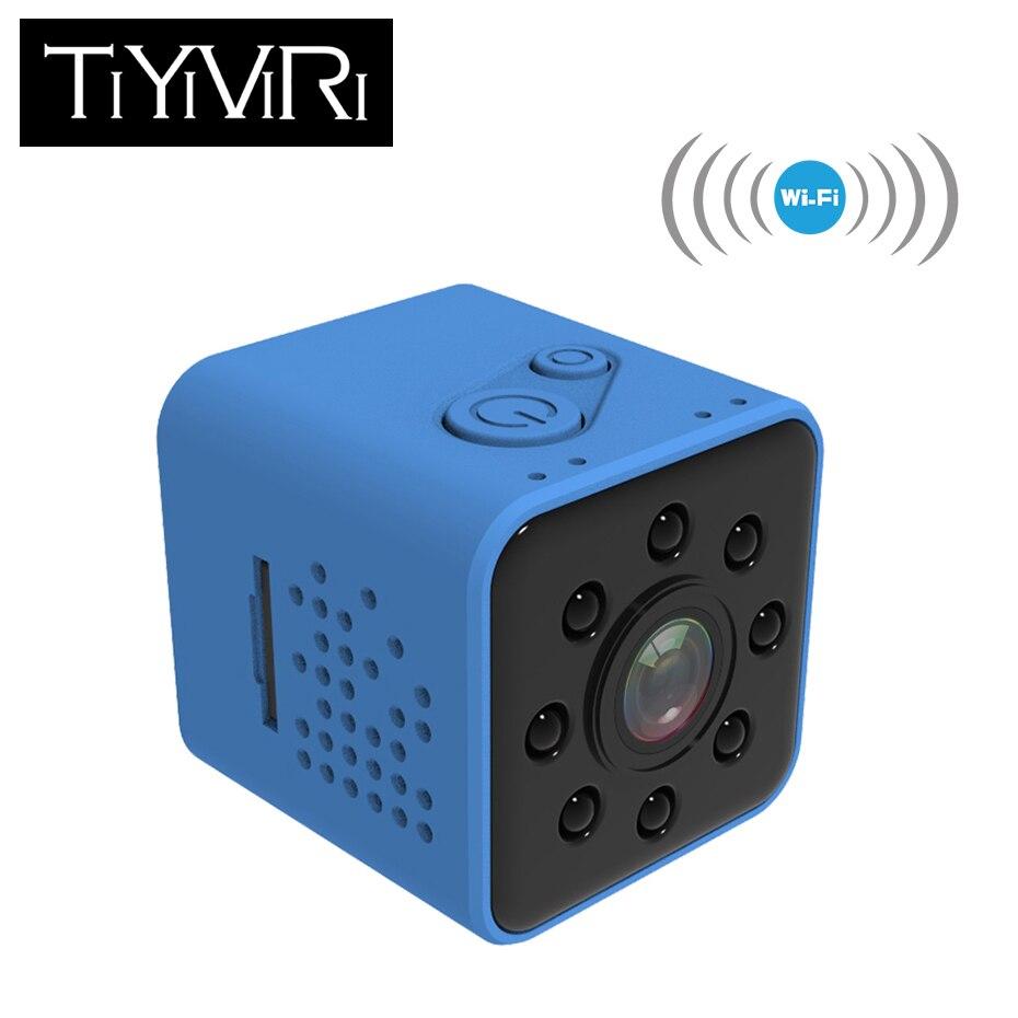 Mini Kamera Wifi 1080 p Volle HD SQ23 Weitwinkel Micro Kamera Wifi Wasserdichte Nachtsicht Mini Camcorder Video Recorder pk SQ13