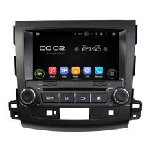 Navirider CAR DVD Android 8.0.0 8-core touch screen car stereo for Mitsubishi Outlander rockford autoradio free map camera gift