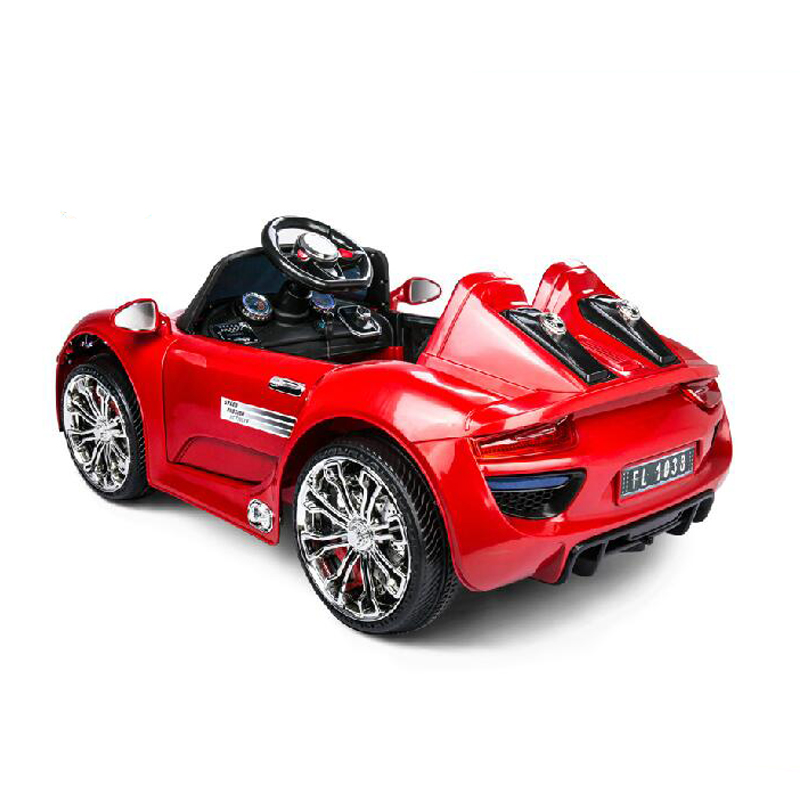 electric super sport car for kids remote control car baby children christmas gift power wheels ride