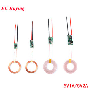 5v 1A/5V 2A Wireless Charger M