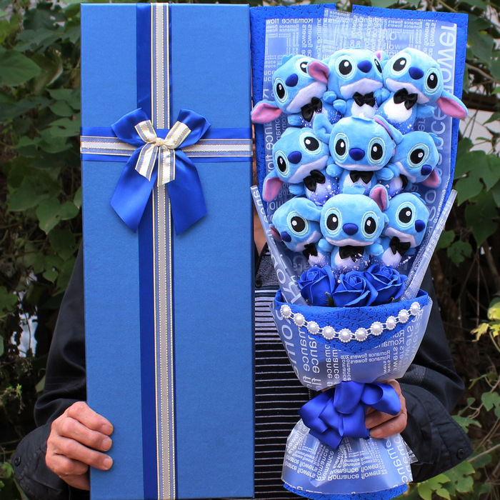 Stitch bouquet 2