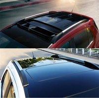 Glossy Black Car Sunroof Wrap Roof Film Vinyl DIY Sticker Waterproof Air Release 1 35x0