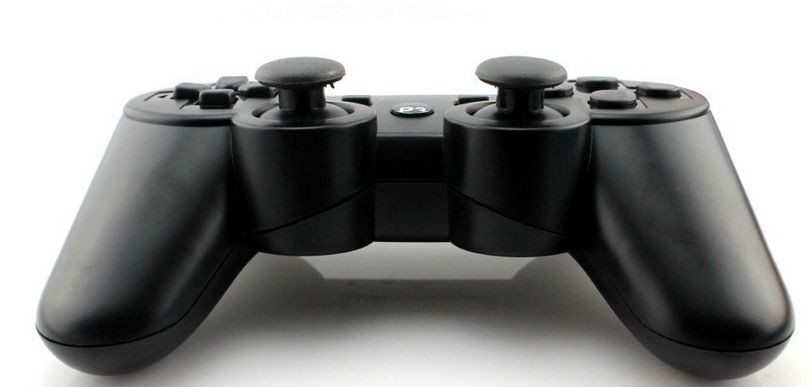 2pcs Top Quality Wireless Bluetooth Game Controller SIXAXIS Joysticks Gamepads Controller For Sony PS3 Playstation 3