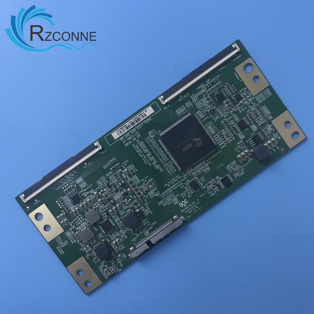 Logic Board Card Supply For Samsung HV550QUBN5A 47-6021122 UA55MUF30ZJXXZ T-Con Board  UA55MU6100J 55 UHD GOA USIT TCON