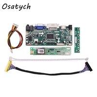 M NT68676 2A HDMI DVI VGA Audio LCD Controller Board For LP154WX4 TLC1 1280x800 LP154WX5 CCFL