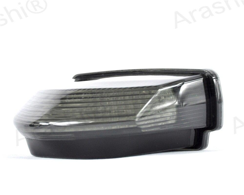 Мотоцикл задние света для Honda <font><b>CBR600RR</b></font> CBR 600RR 2007 2008 2009 2010 2011 2012 поворотники тормозной фонарь светодиодный лампа