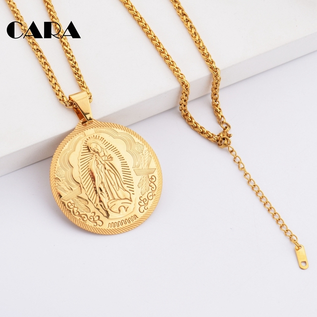 necklaces shop jewellery trace coin chain category sveaas on tilly necklace charm gold large dutch