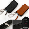 Cay styling New Genuine Leather Key Cover For Volvo S60 S60L XC60 XC90 C70 V40 V60 Auto key bag free shipping