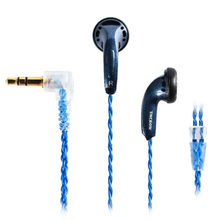 Ak mais novo yincrow RW-9 na orelha fone de ouvido earbud cabeça plana plug fone de ouvido metal mx500 fone de ouvido alta fidelidade baixo headplug
